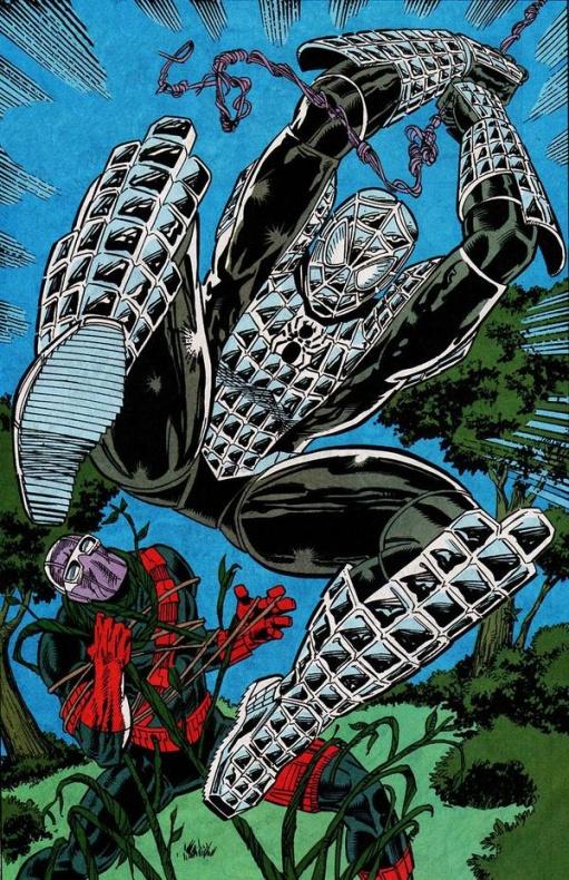 spider armorfirst