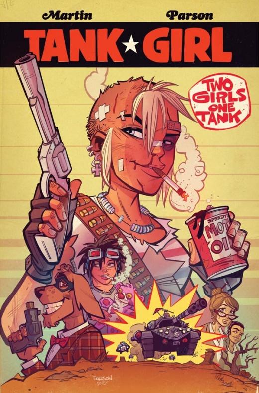 tank girl parson