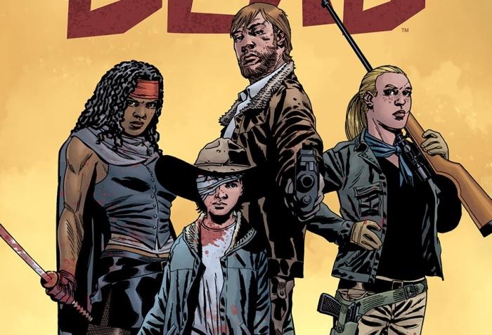 Vistazo al interior del libro de colorear de \'The Walking Dead\'