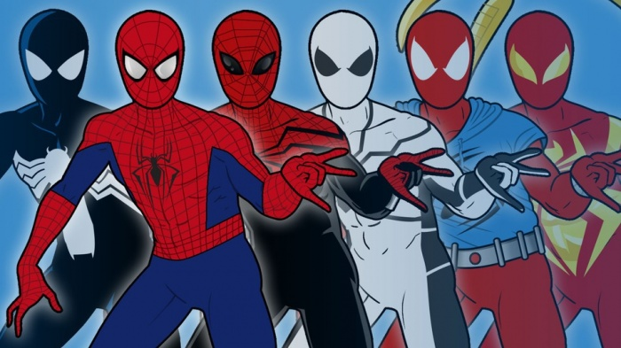 trajes-de-spiderman