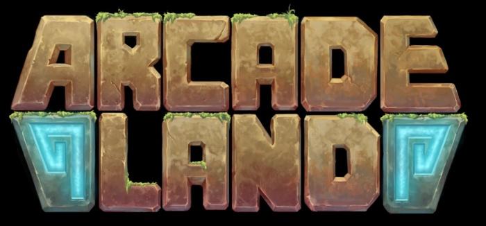 logo arcade land