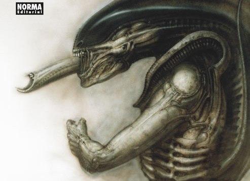 Alien el archivo