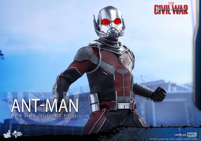 Ant-Man Hot Toys (1)
