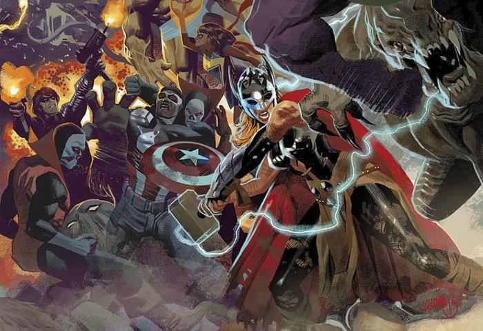 Avengers Standoff Omega Destacada