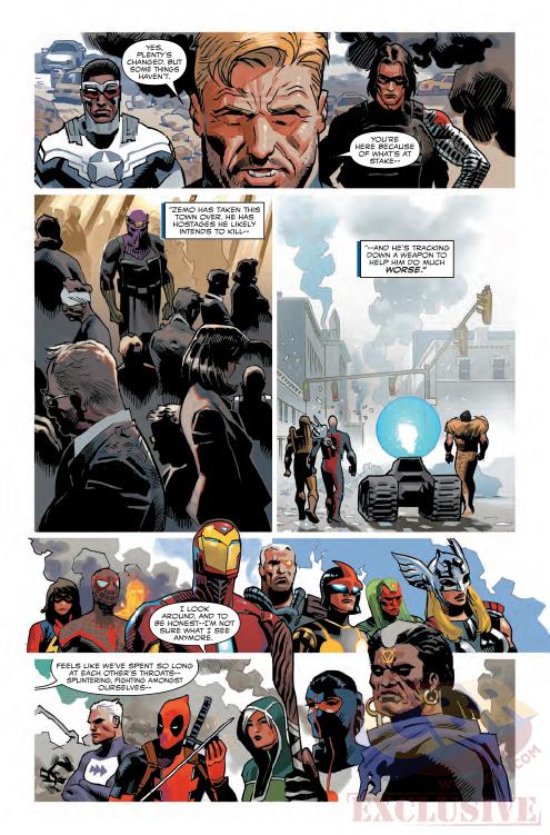 Avengers Standoff Omega Página interior (2)