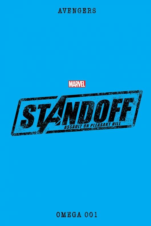Avengers Standoff Omega Portada alternativa