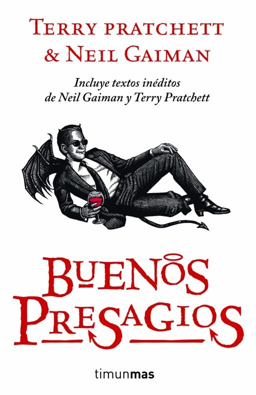BUENOS PRESAGIOS CUBIERTA