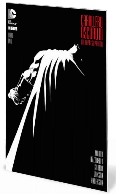Batman El Caballero Oscuro la raza superior