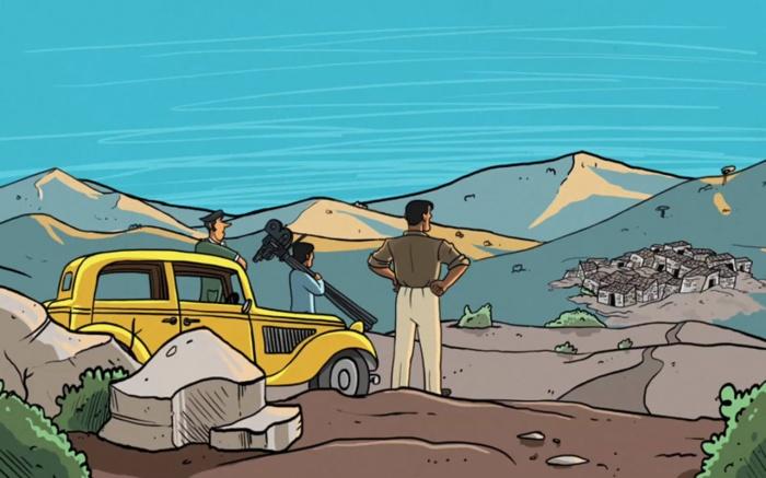 Buñuel en el laberinto de las tortugas 3