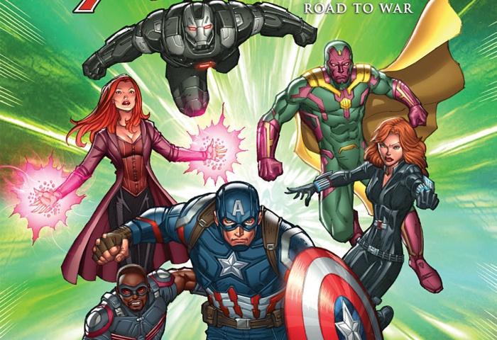 Captain America Road to War Destacada