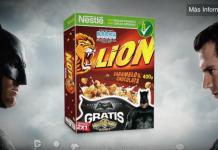 Parque Warner Cereales Lion