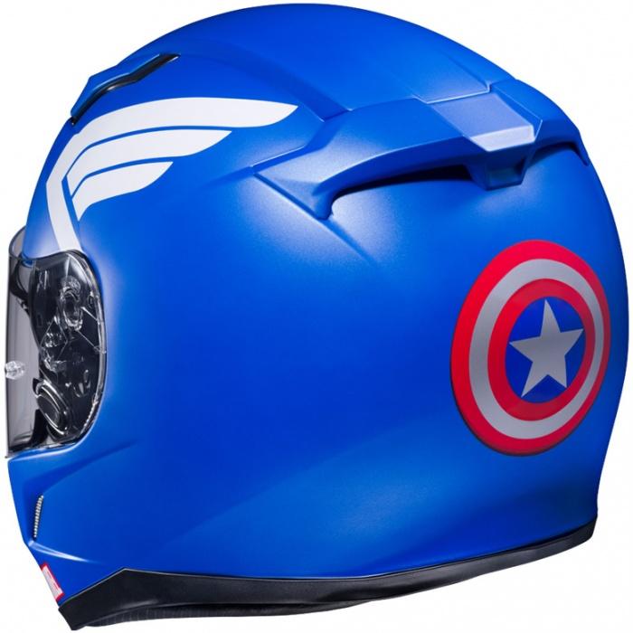Cascos de Moto Marvel 06