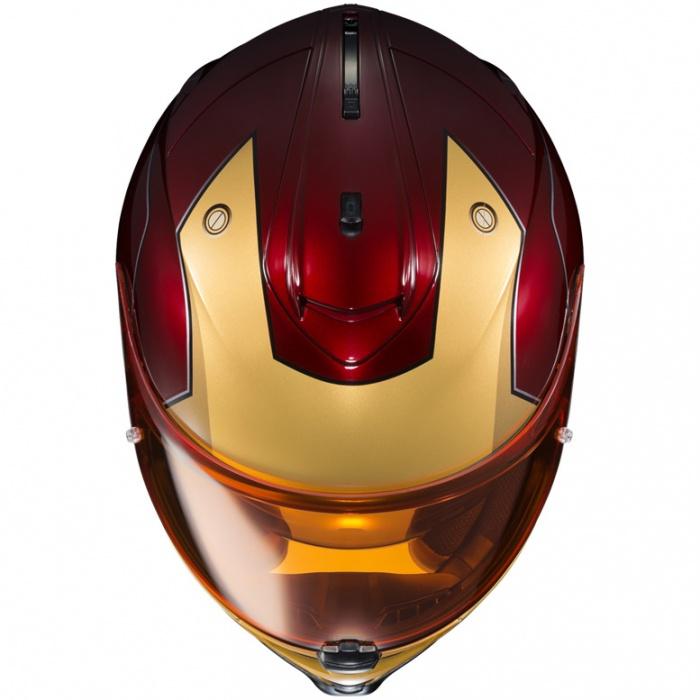 Cascos de Moto Marvel 09
