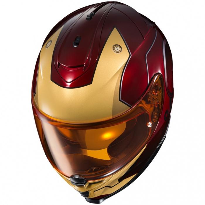 Cascos de Moto Marvel 13