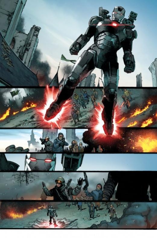 Civil War II 0 Preview 2
