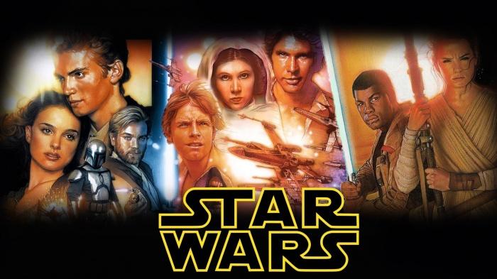 Cuanto sabes de Star Wars Películas