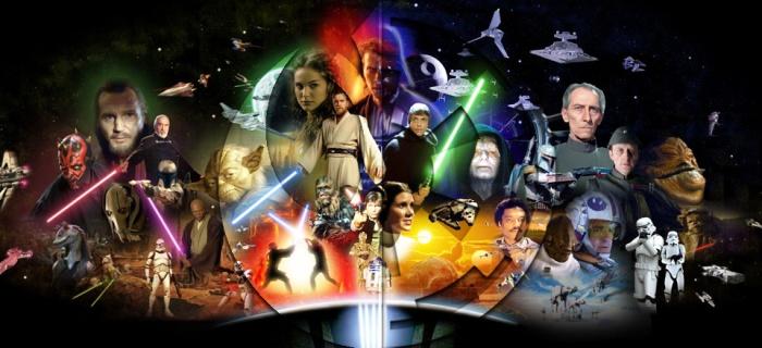 Cuánto sabes de Star Wars (Películas)b