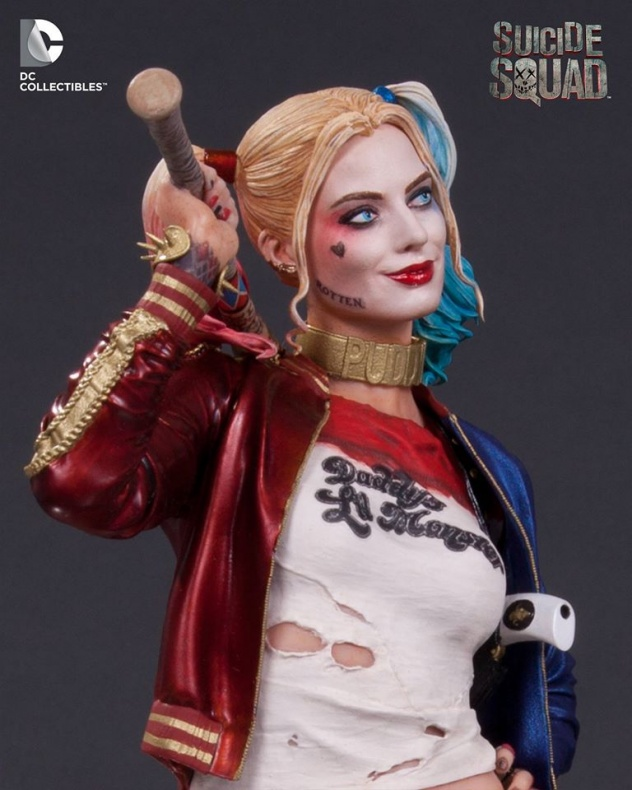 DC Collectibles Harley Quinn (1)