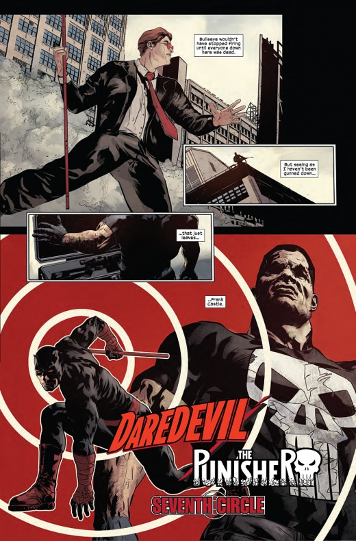 Daredevil Punisher Página interior (6)