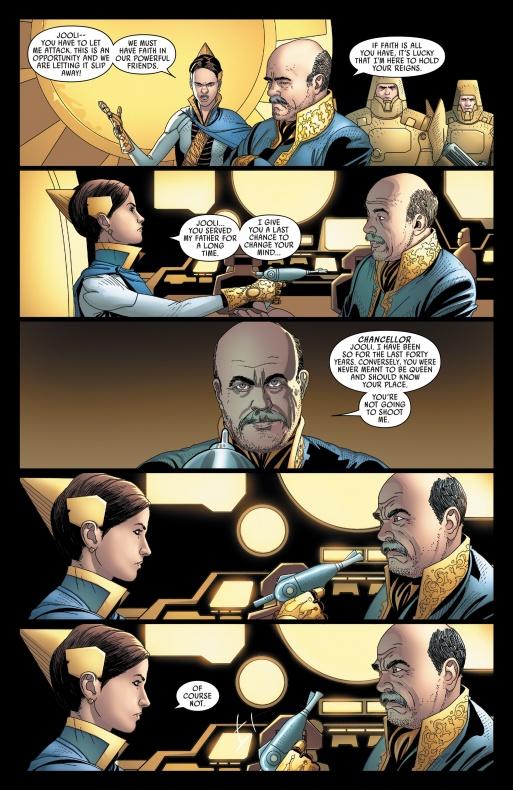 Constantino Romero Comic
