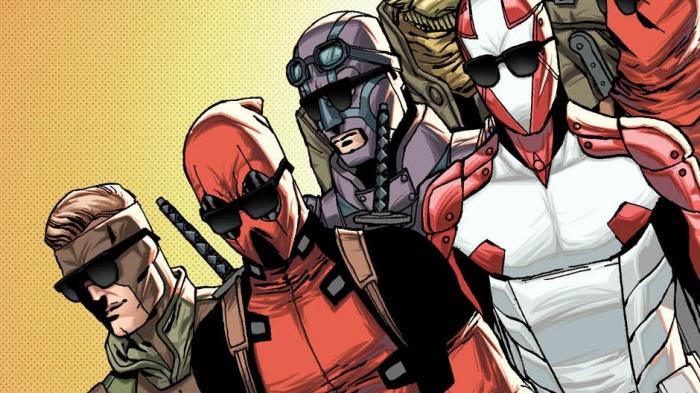 Deadpool and the Mercs for Money Header