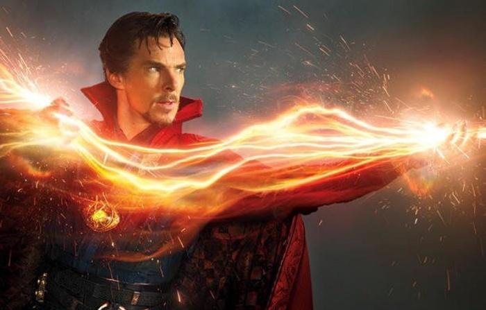 Doctor Extraño Benedict Cumberbatch