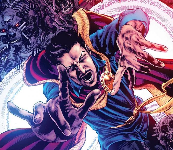 Doctor Strange 1 destacada