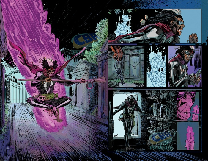 Doctor Strange 6