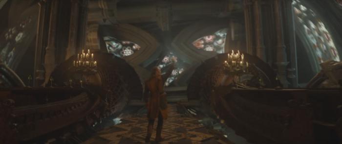 Doctor Strange tráiler 01
