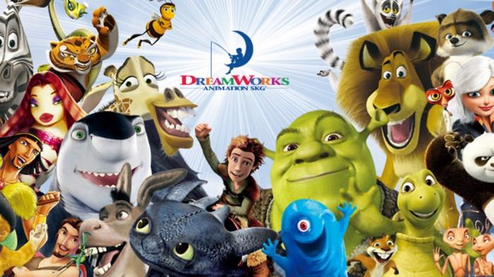 Dreamworks-Animation-Personajes