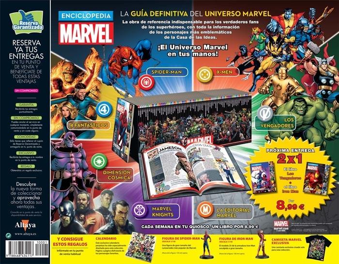 Enciclopedia Marvel Altaya 02