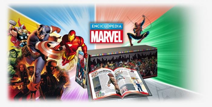 Enciclopedia Marvel Altaya