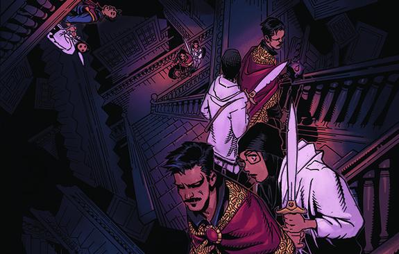 El imposible hogar del doctor Extraño