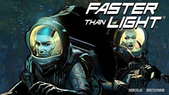 faster than light Haberlin