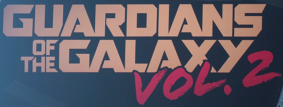 Guardians of the Galaxy vol 2 - logo