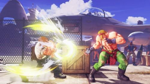 Guile Street Fighter V criticsight imágenes v skill 1