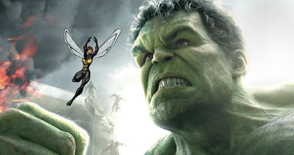 Hulk Wasp