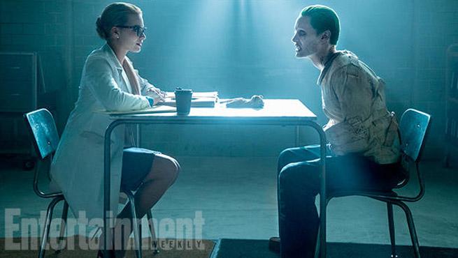 Joker - Harley - Suicide Squad