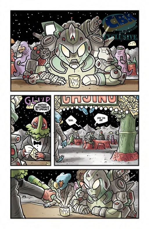 Kaijumax Season 2 Página interior (9)