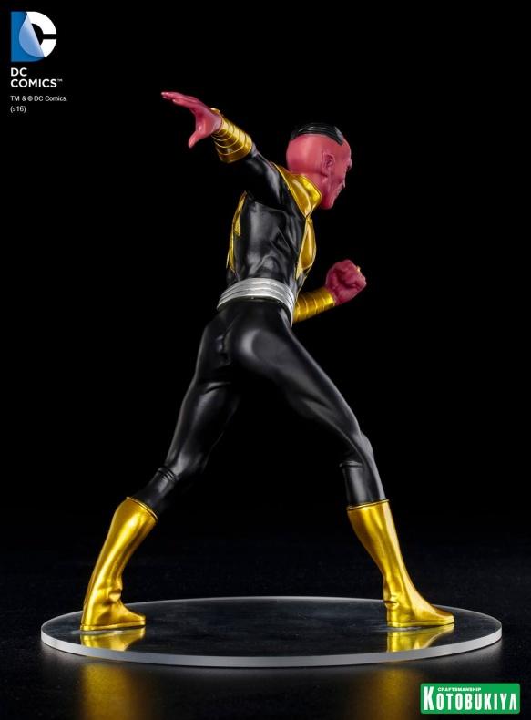 Kotobukiya Sinestro 5