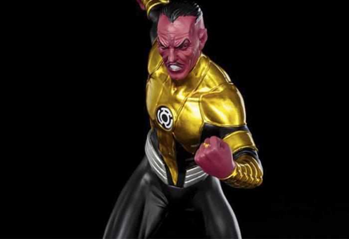 Kotobukiya Sinestro Destacada