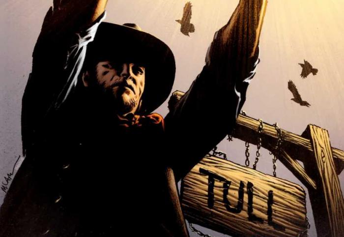 La Torre Oscura - La Batalla de Tull
