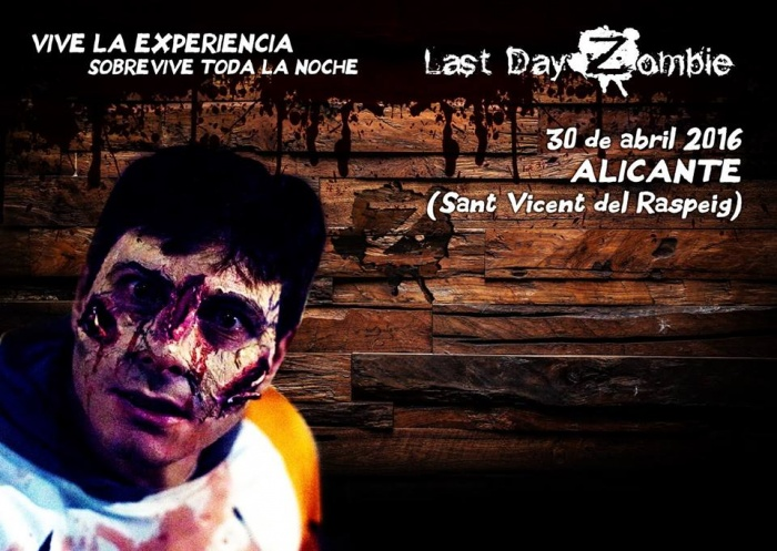 Last Day Zombie San Vicente
