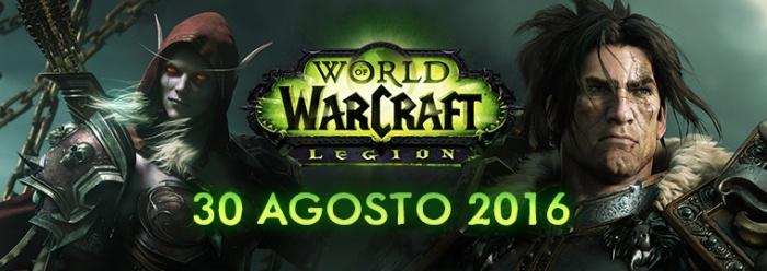 Legion 30 agosto