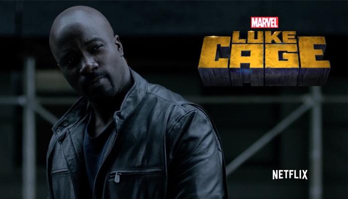 Luke Cage - Marvel-Netflix