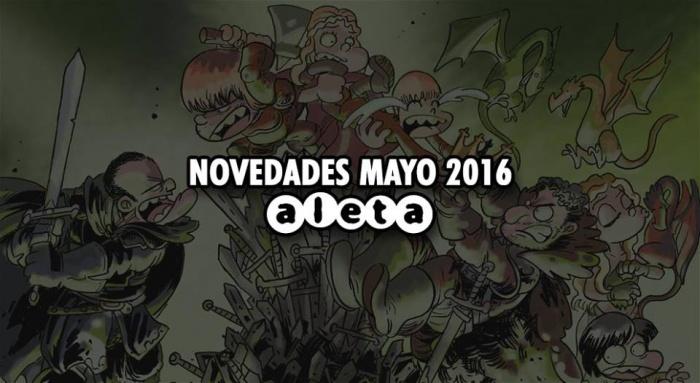 Novedades mayo 2016 aleta