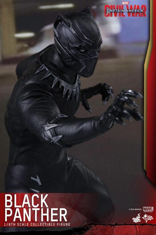 Pantera Negra Hot Toys 5