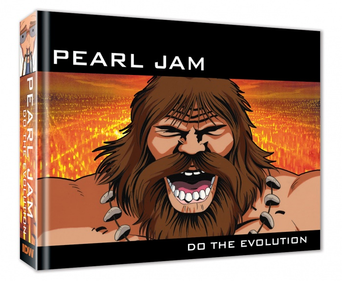 Pearl jam Do the evolution