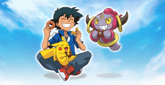Pokemon Hoopa
