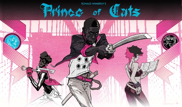 Prince of cats image